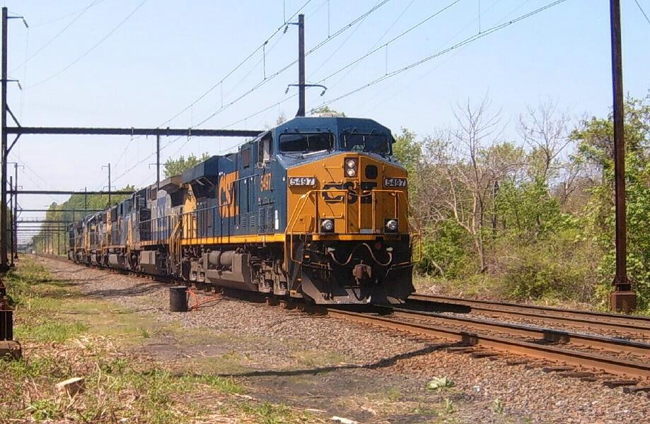CSX 5497